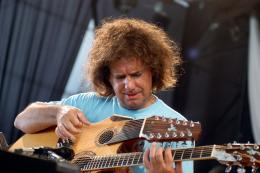 Pat Metheny © Francis Vernhet