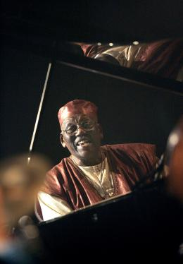 Randy Weston © Francis Vernhet