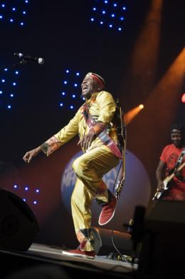 Jimmy Cliff © Francis Vernhet