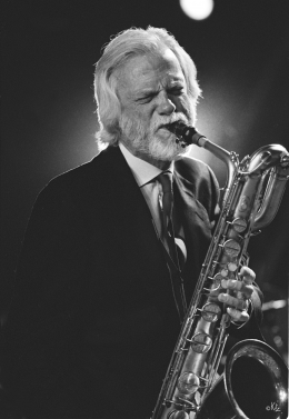 Gerry Mulligan (1993) © Kitz