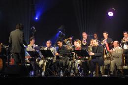 Dal Sasso Big Band © Pierre Vignaux